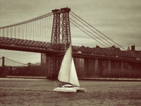 Sailboat NYC